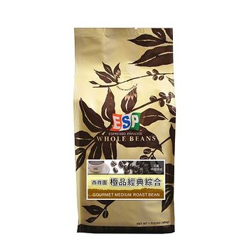 西雅圖經典綜合咖啡豆454g