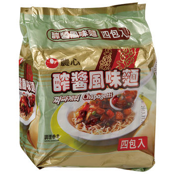 韓國農心醡醬風味麵560g