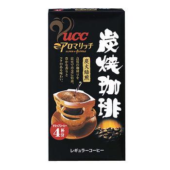 UCC炭燒便利沖咖啡4P*7g