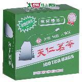 《天仁》茉莉綠茶經濟包1.5g*100包/盒
