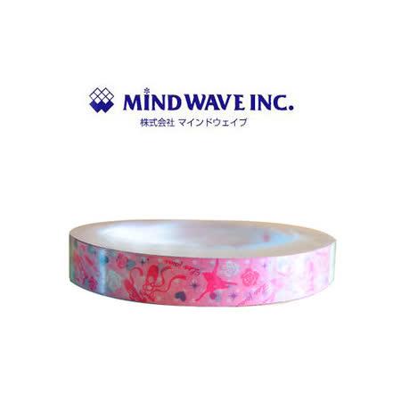 日本 MIND WAVE 可愛膠帶-芭蕾舞鞋