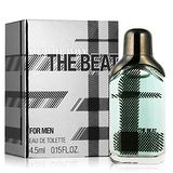 Burberry The Beat 節奏男性淡香水4.5ml