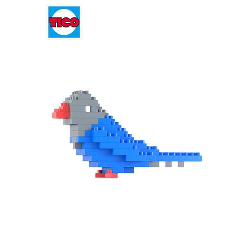 ~TICO微型積木 館~ 藍鵲 ^(7009^)