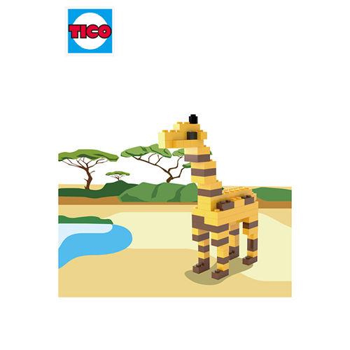 ~TICO微型積木 館~長頸鹿 ^(9519^)