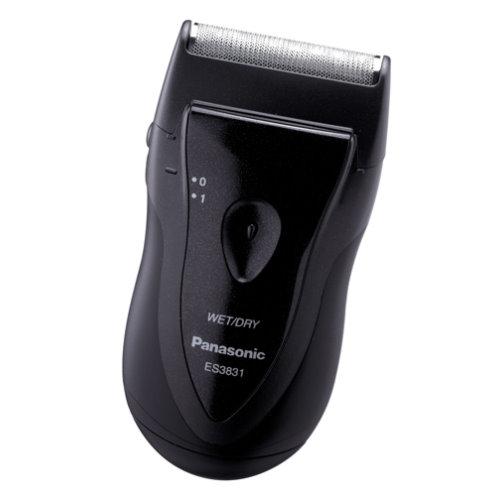 『Panasonic』☆國際牌 單刀水洗刮鬍刀 ES-3831