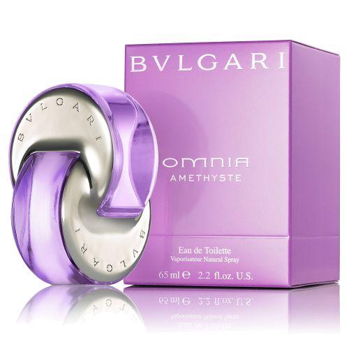 BVLGARI 寶格麗 花舞輕盈 (紫水晶) 女性淡香水65ml