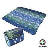 實用型沙灘露營墊(175x140cm)-隨機款