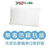 美式乳膠枕頭(45*75cm)