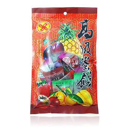 【美雅宜蘭餅】綜合蜜餞X3包