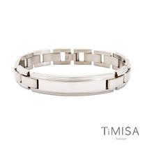 【TiMISA】純粹品味 純鈦鍺手鍊