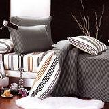 《陽光海岸》雙人加大四件式舖棉兩用被床包組