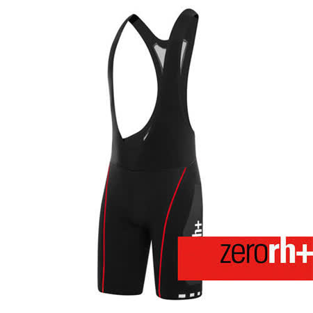 ZERORH+ 新一代快乾布料進化升級耐力吊帶自行車褲★兩款顏色★ ECU0238