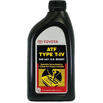 TOYOTA ATF-IV原廠專用自排油946ml