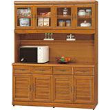 目黑通-百業5.3尺正樟木隔間餐櫃