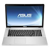 ASUS X750JB 17.3吋 i7-4700HQ GT740 2G獨顯 Win8大螢幕繪圖電玩機【贈羅技無線滑鼠+8G隨身碟+散熱座+鍵盤膜+清潔組+滑鼠墊+電腦鎖】
