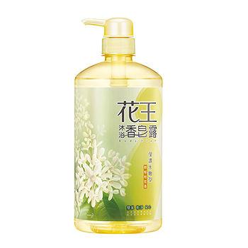 花王沐浴香皂露-保濕水嫩型-馥郁桂花香750ml