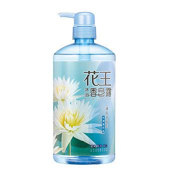 花王沐浴香皂露-清爽清新型-水澤蓮花香750ml