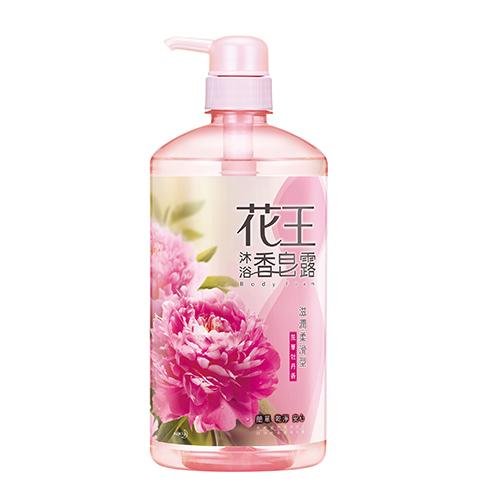 花王沐浴香皂露~滋潤柔滑型~風華牡丹香750ml