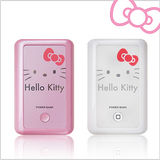 Hello Kitty 電力銀行 7800mAh 高電容量 小可愛行動電源 (KT-PB7800-2)