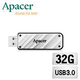 Apacer宇瞻 AH450 32GB  USB3.0 炫銀閃電極速隨身碟
