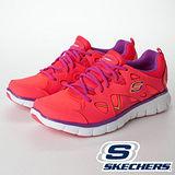 SKECHERS (女) 流行運動鞋-協調力量11681HPPR
