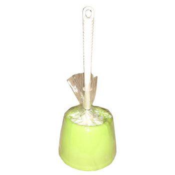 生活屋馬桶刷組-椰白/果綠