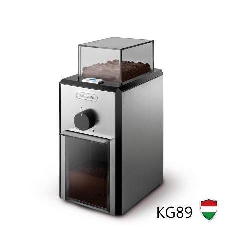 DeLonghi 迪朗奇 豪華不銹鋼全自動磨豆機 KG89