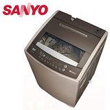 SANYO三洋11公斤智慧控制單槽洗衣機 ASW-110DV 送安裝+洗衣網