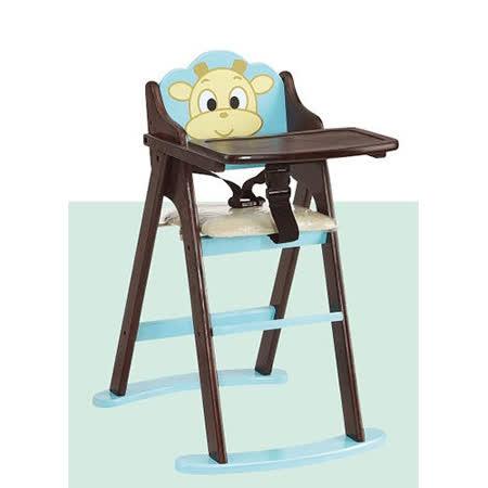韓式招財牛折合寶寶椅