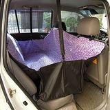 汽車雙層豪華3D 寵物墊/防污墊/車墊(雙座大)WN-3D015