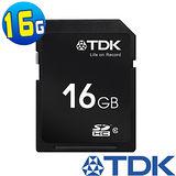 TDK 16GB SDHC Class10 高速記憶卡-加贈專用讀卡機