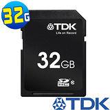 TDK 32GB SDHC Class10 高速記憶卡-加贈專用讀卡機