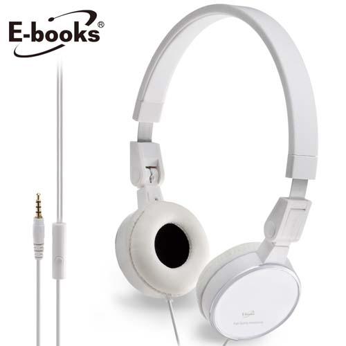 E~books G1 智慧手機摺疊耳機 麥克風