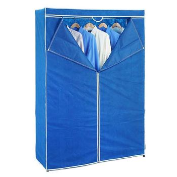 鐵力士大衣櫃布套-藍48*34*20cm