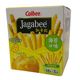 《Calbee》Jagabee薯條先生-海苔薯條90g