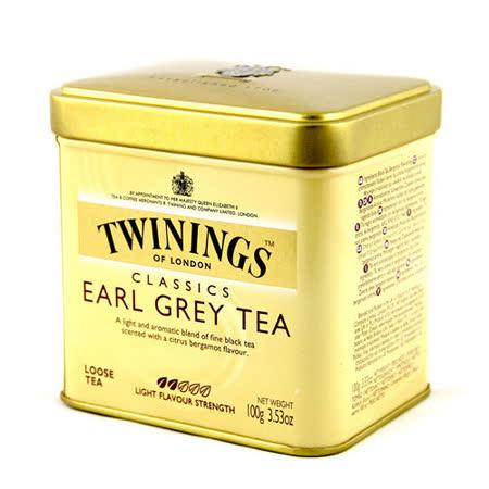 《TWININGS》唐寧茶 皇家伯爵茶(100g)