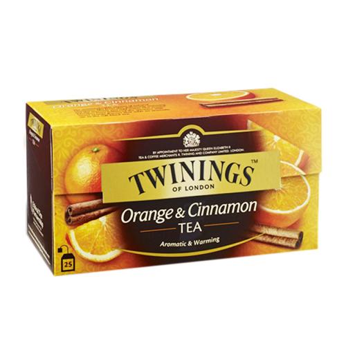~TWININGS~唐寧茶 香橙肉桂^(2g^~25^)