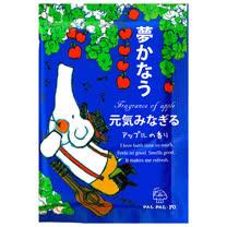 FFID-OL系列-Pal Pal Po入浴劑-元氣蘋果 25g(6入)