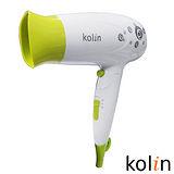 歌林Kolin-1200W摺疊式吹風機(HD-SH1201)+不鏽鋼保溫杯450cc