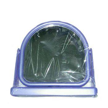 和風立體圓鏡