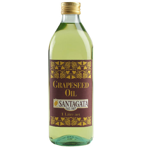 《Santagata》義大利聖塔加特級葡萄籽油 1LT
