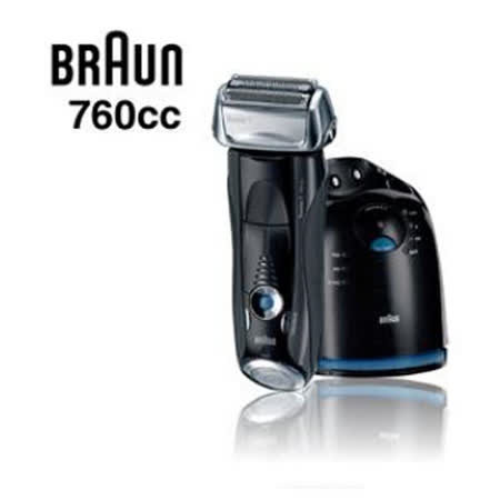 BRAUN Series 7-760cc 智能音波極淨電鬍刀 展示新品