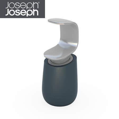 Joseph Joseph英國創意餐廚★好順手擠皂瓶(灰)★85054