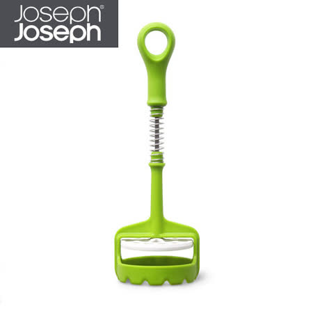 Joseph Joseph英國創意餐廚★壓壓樂搗泥器(綠)★SMG011HC