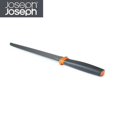 Joseph Joseph英國創意餐廚★不沾桌麵包刀(8吋)★10076