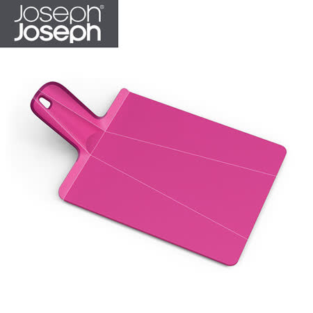 Joseph Joseph英國創意餐廚★輕鬆放砧板(小粉)★NSP016SW