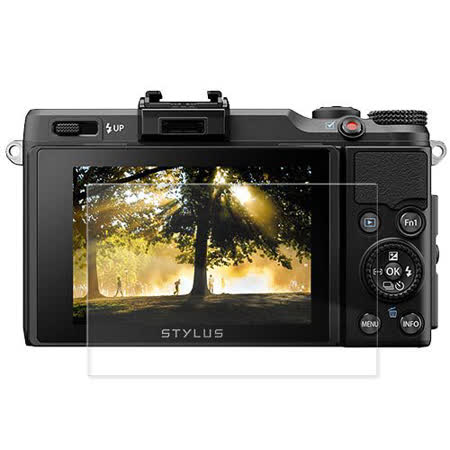 Kamera 螢幕保護貼-Olympus XZ-2