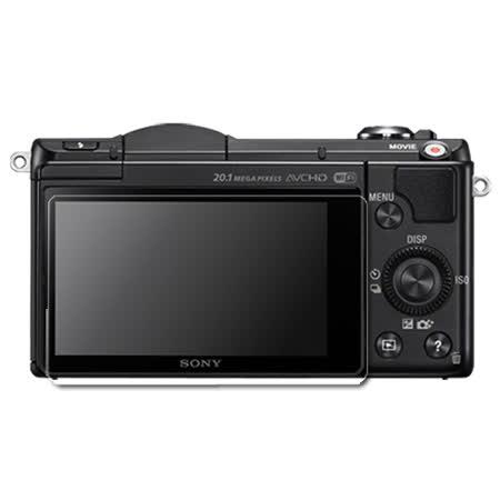 Kamera for Sony NEX-3N/A5000/A6000 高透光保護貼