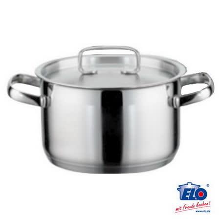 【私心大推】gohappy快樂購【德國ELO】GAMMA不鏽鋼雙耳湯鍋(24公分)價格愛 買 冰箱