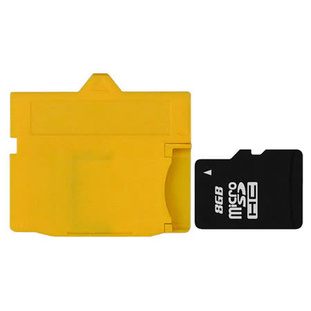 xD 替代卡超值組(8G容量) ★加贈多合一讀卡機